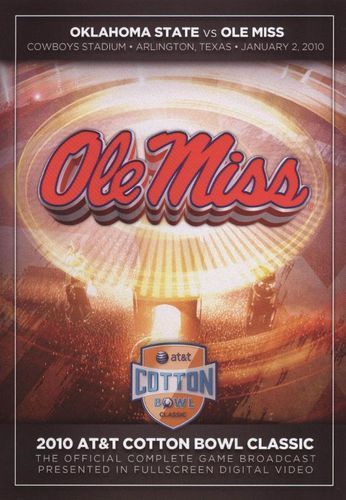 2010 At&t Cotton Bowl [DVD] [2010]