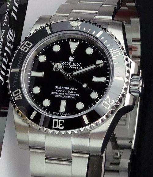 Rolex Submariner 2013