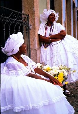 Salvador de Bahia, Brazil. Huge African influence