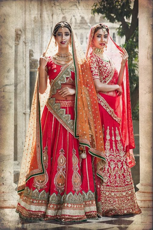 4f7c00bb36de Pin by Rent An Attire on Bridal Lehengas On Rent | Bridal lehenga choli,  Saree, Lehenga choli