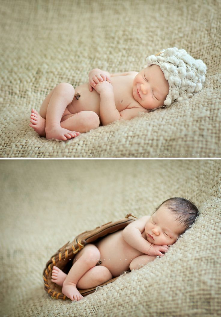 cute way to take a photo of new born baby boy
