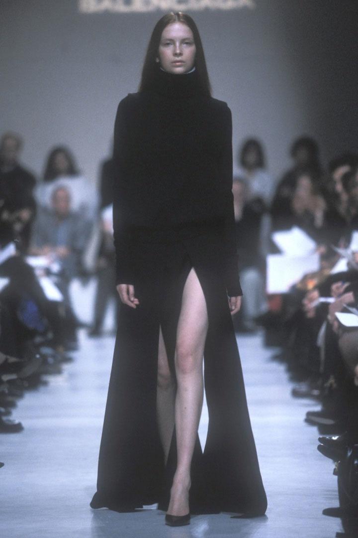 Balenciaga 1990S RUNWAY