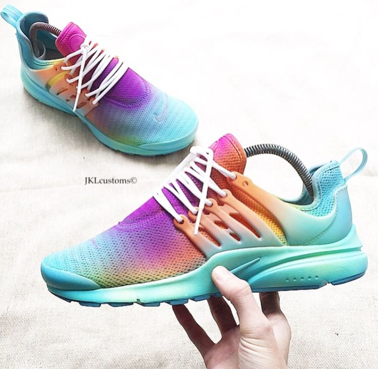 Nike Air Presto customs.Made to each order.Please allow up to 2 weeks for dispatch.NIKE PRESTO RUN BIG. PLEASE ENSURE YOUR SIZE IS CORRECT BEFORE ORDERING.NO REFUNDS OR EXCHANGES.