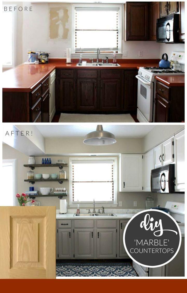 Oil Paint Kitchen Cabinets - Iwn Kitchen
