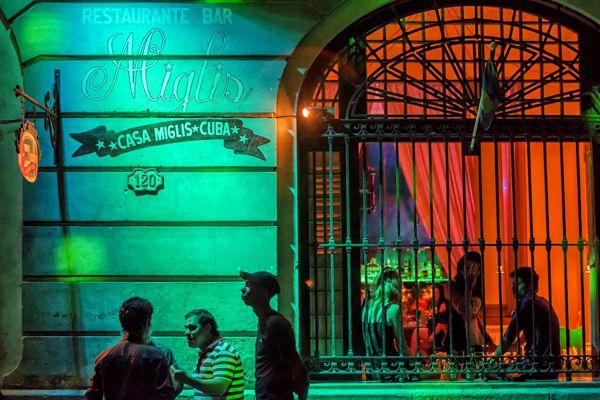 Гастрономическая революция в Гаване #Cuba