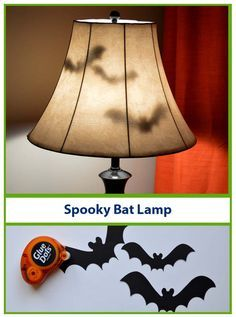 We love easy Halloween decorating ideas!  Designer Dawn shows you how to make your home a little extra spooky with paper bats and Removable #GlueDots.