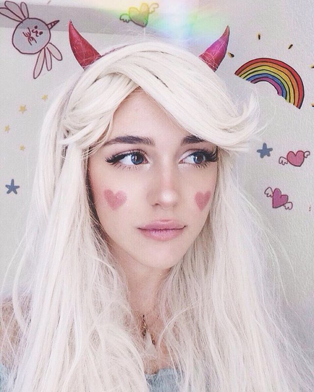 ✨I'm a magical princess from another dimension✨ Star Butterfly makeup look is going up on my channel tonight in honor of season 2 of Star vs The Forces of Evil! Watch it on Disney XD!! #notevensponsored #justareallybigfan