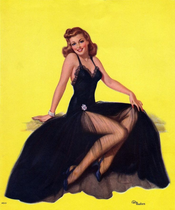 1940's by Del Masters: Art Pin, Del Master, Pinupart, Vintage Pinup, Vintage Pin Up, Pin Up Art, Pinup Girls, Pinup Art, Pin Up Girls