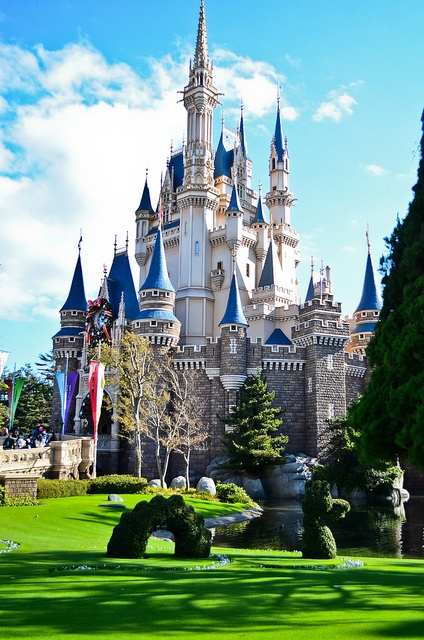 My dream place i want to visit disneyland