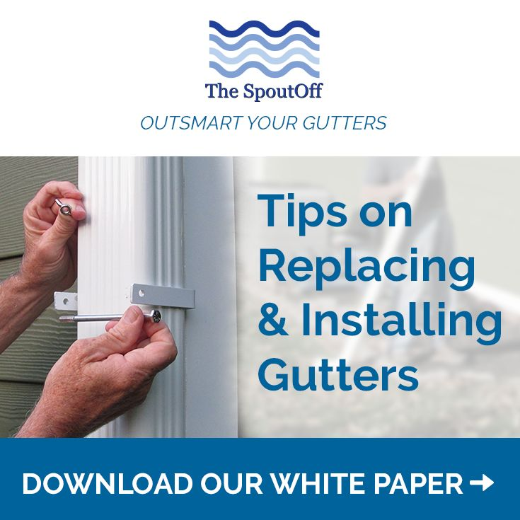 cleaning gutter tips
