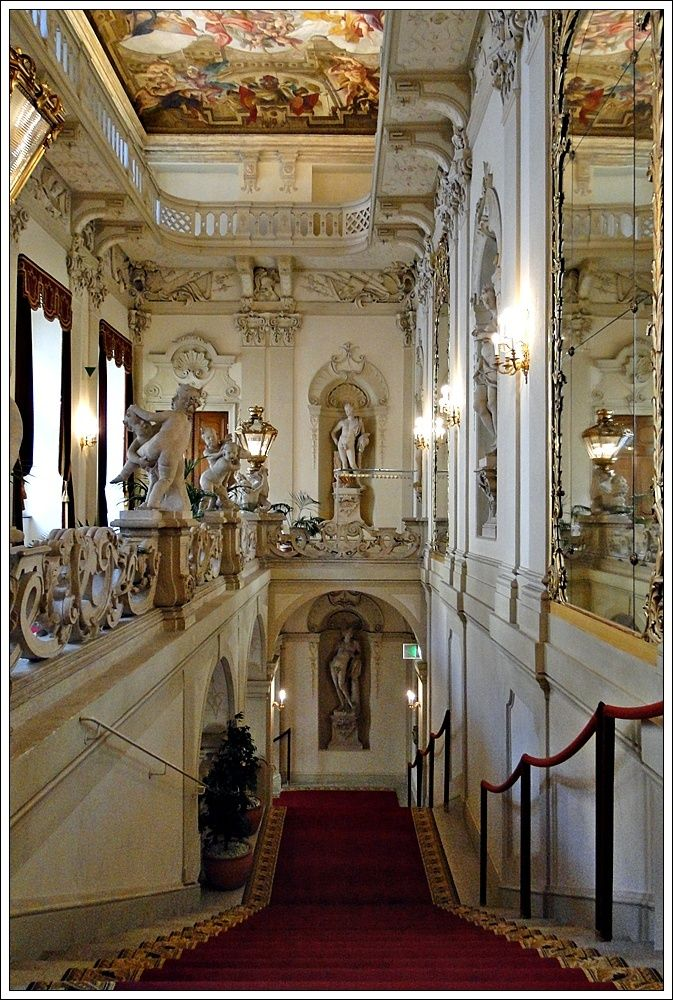 Palais Kinsky - Vienna, Austria