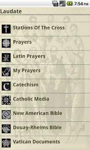 Laudate - #1 Free Catholic App- screenshot thumbnail