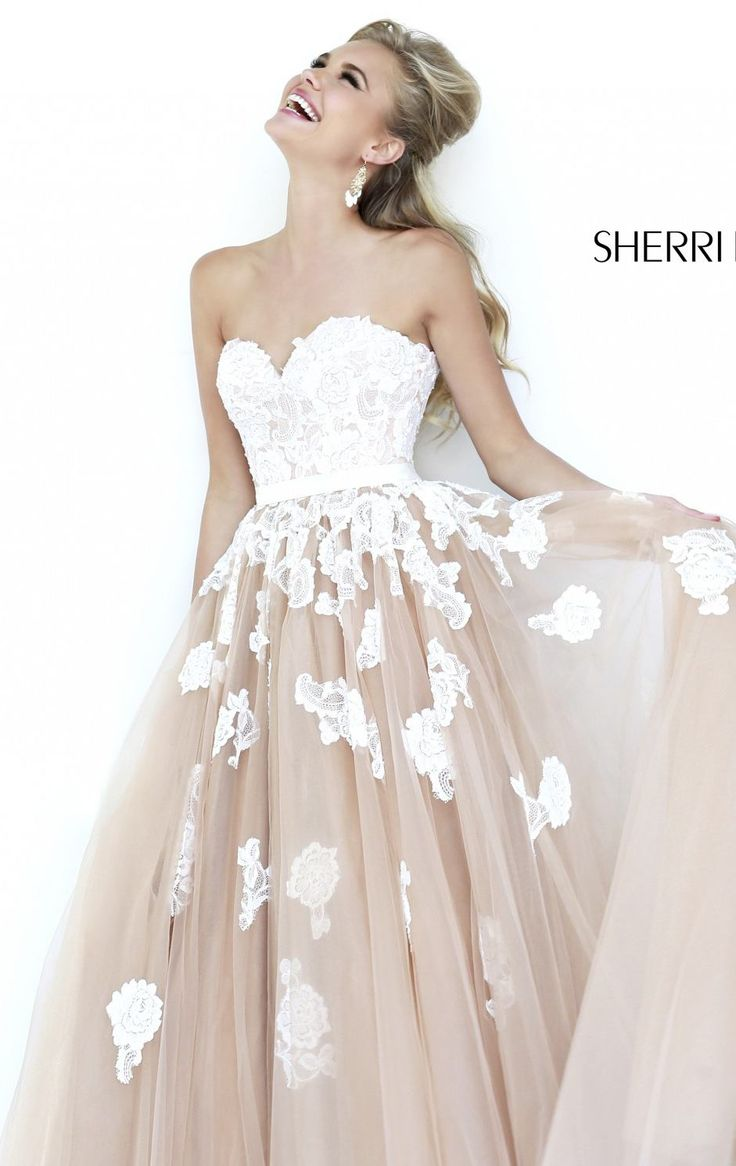 Best 25 sherri hill dress ideas on pinterest sherri for Wedding dress sherri hill
