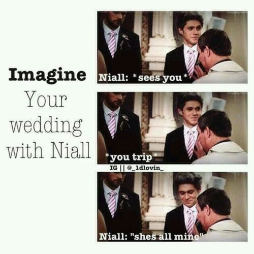 Hahaha :') i'm sure he would laugh out loud and I would laugh too xD