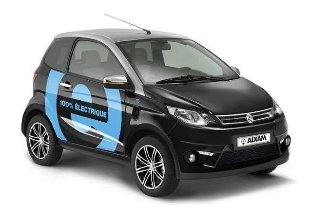 Los coches sin carnet 100% eléctricos de Aixam, ya en España