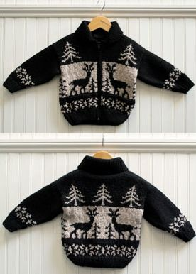 Christmas Jumper Day - free pattern by Erika Knight