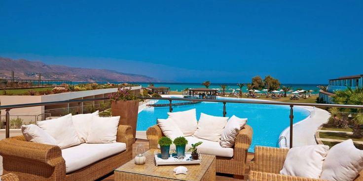 Vacanta de vara la mare pe litoral 2018 in Grecia la Hotel Cavo Spada Luxury Resort de 5 stele din Creta Chania