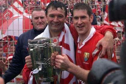 JBM and Mark Landers 1999