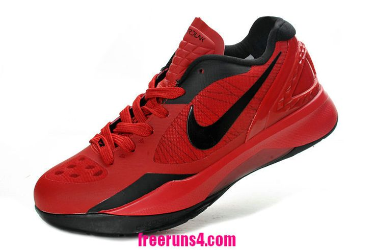 Cheap Nike Hyperdunk 2011 Low Sport Red Black 487638 110 Basketball Shoes Sale  2013 Outlet