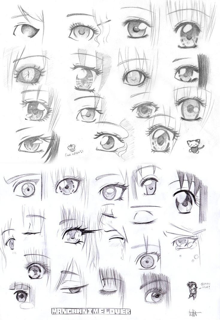 Cabello y ojos                                                                                                                                                     Más