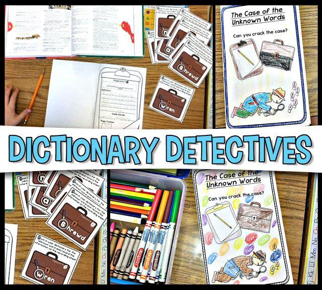Dictionary Skills…Made EASY!