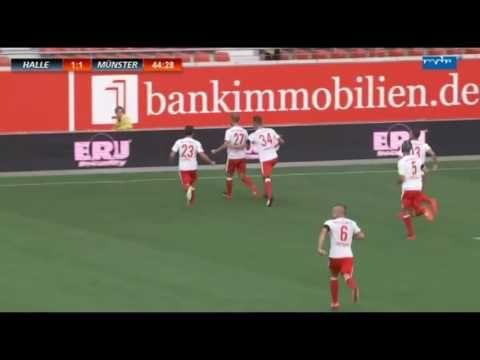 Hallescher FC vs Preußen Münster - http://www.footballreplay.net/football/2016/09/09/hallescher-fc-vs-preusen-munster/
