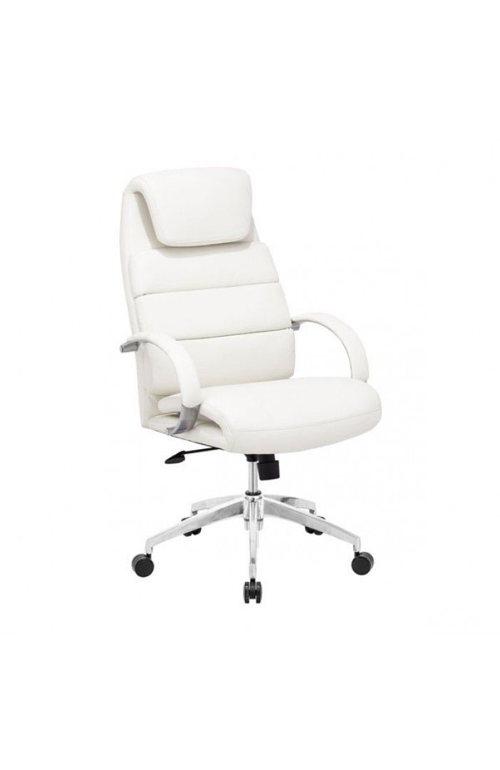 Best 20 White leather office chair ideas on Pinterest White