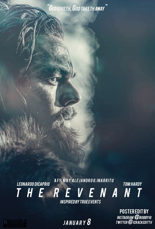 The Revenant - Fan made poster