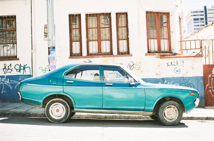 La Paz – Bolivia // On analog film