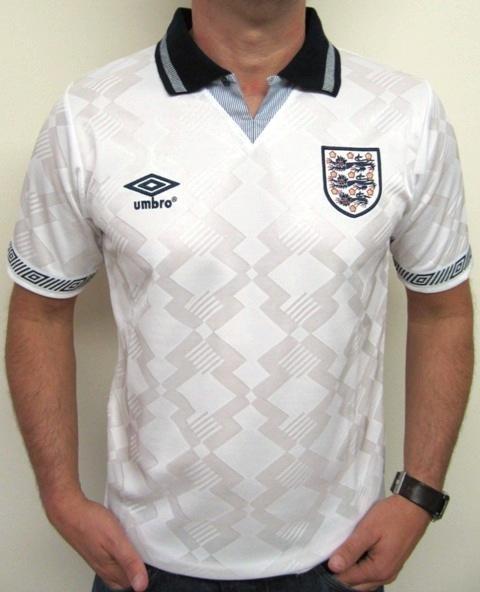 England Italia 1990 football shirt #euro2012 - I got one of these this weekend!