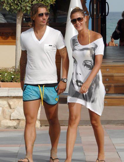 Sergio Ramos Ex-Girlfriend Dating Another Footballer - Sergio Ramos - Zimbio