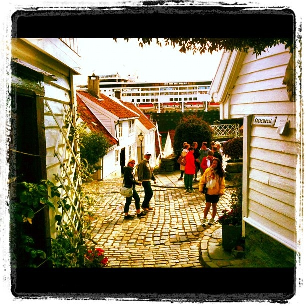 "Explore into the heart of Stavanger! ""Old Town""  #Stavanger #Regionstavanger #Visitnorway"