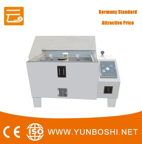 Professional Supply Continuous Salt Spray Test Chamber for Corrosion Resistant Testing