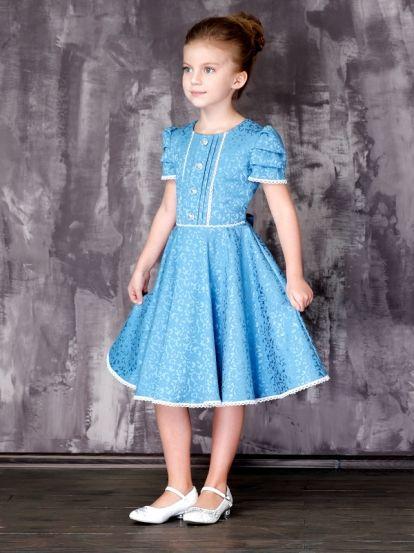 ad1807099efc883 Платья и сарафаны Alisia Fiori   alisia-fiori Girls clothing ...