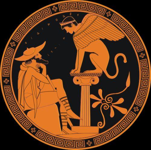 Edipo es un personaje de la mitología griega que da nombre a un famoso síndrome mental: el complejo de Edipo, descubierto por Freud.