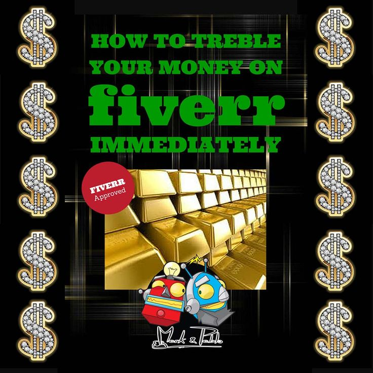 BRAND NEW FOR 2016  The #FIVERR #Book you have all been waiting for.  A step by step guide on how to TREBLE your money on Fiverr immediately using the Fiverr #Affiliate Program.  Also includes instructions on how to create AMAZING rich social media posts.