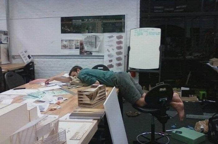 You Had One Job: Falling Asleep at Work Edition - Just Plane Tired | Memes