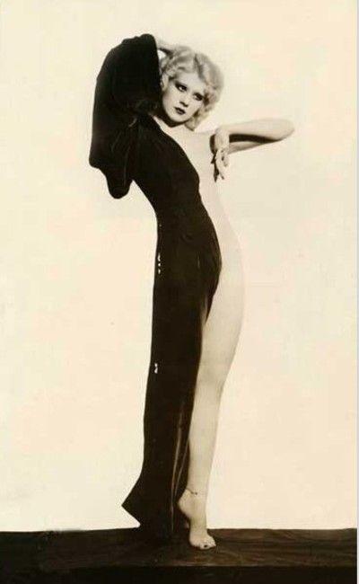 Faith Bacon - Ziegfeld Girl