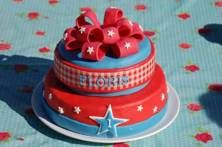 floris 1 jaar!   www.facebook.com/taart1818