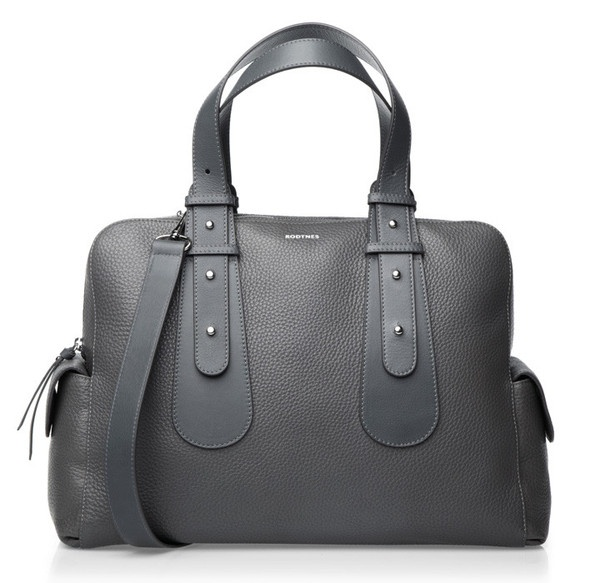 :: PRODUCTS :: DESIGN :: want Loretta Workbag (including laptop computer storage) For the designer in you that needs a better option for a work bag while also simple and clean lines, check out this great find.  I love product that has a storytelling behind it, this item is designed by a talented Danish architect Mette Rodtnes of RODTNES bag.  Would be great if a local retailer would consider to take on.  Love the charcoal leather even if I am a black leather kind of girl. #products #bags…