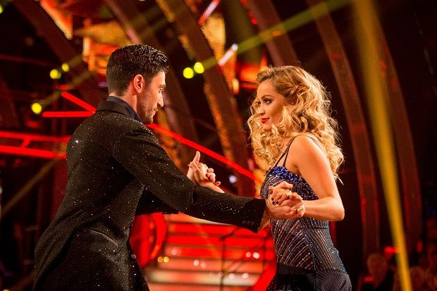 Laura Whitmore is the seventh celebrity to leave Strictly Come Dancing 2016