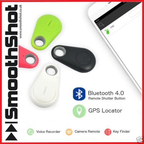 Details About Smart Bluetooth Tracker Child Key Tracer Lost Item Finder Gps Locator