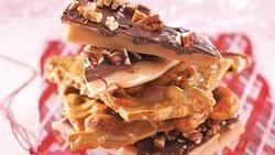 4 Ingredient Toffee recipe from Betty Crocker