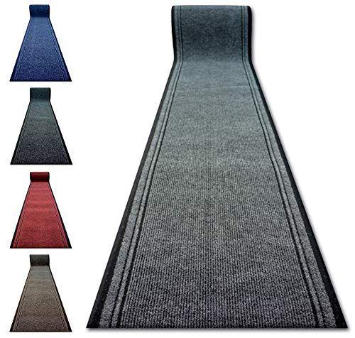Best Carpet Runner Black Rubber Backed Non Slip Very Long Heavy Duty Hallway Hall Narrow Rugs Custom 400 x 300
