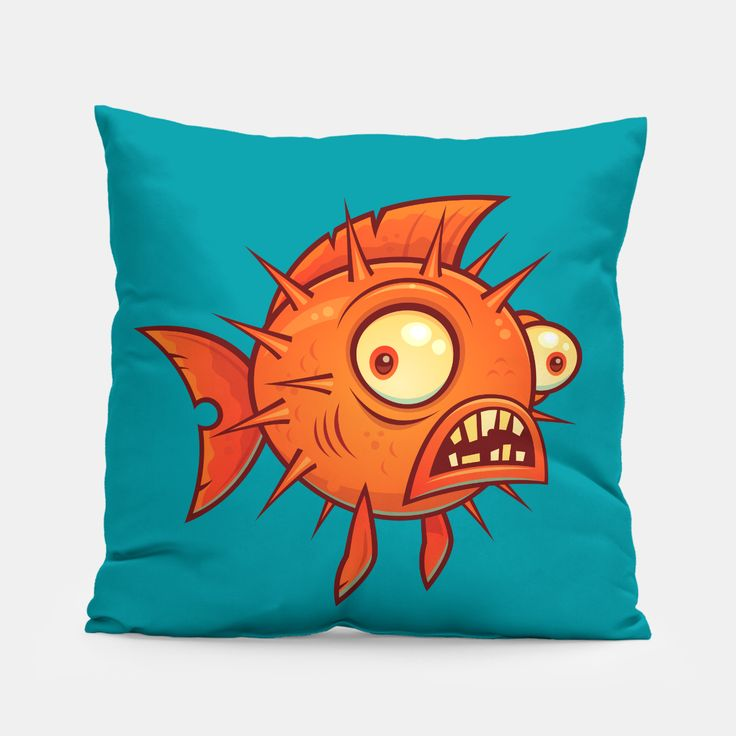 Pufferfish Pillow, Live Heroes