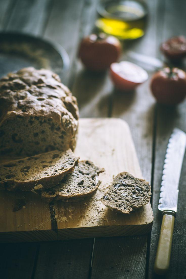 Black amp decker bread maker b1561 user guide manualsonline com - No Knead Kalamata Olive Spelt Bread