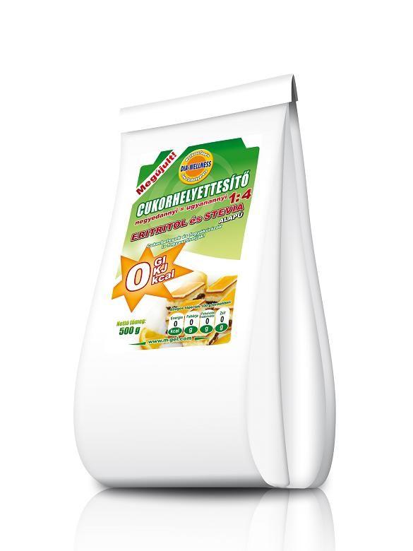 500g eritritol (= 2kg zahăr normal) CALORIE 0 Produs recomandat pentru cură de slăbire, diabetici și celor care țin dietă Candida, respectiv tuturor care doresc să ducă o viață sănătoasă.