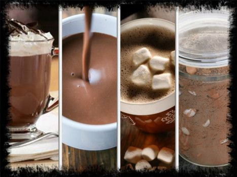 Hot cocoa recipe, Simple living and 21st century on Pinterest