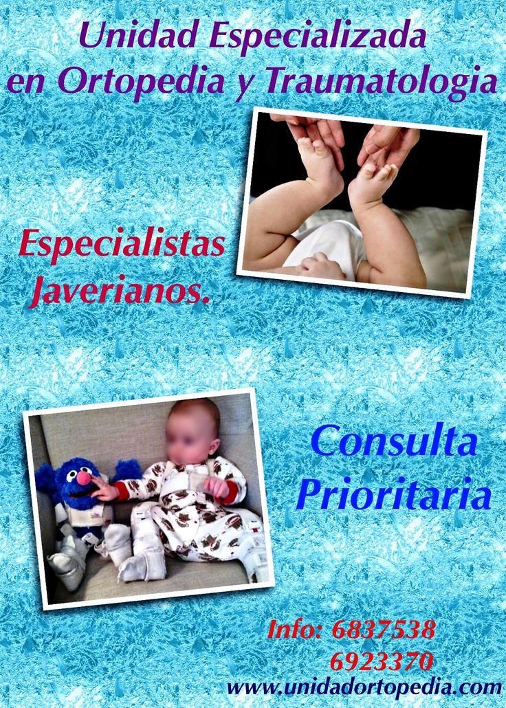 Consulta Inmediata y prioritaria en Bogotá. La Unidad Especializada en Ortopedia y Traumatología S.A.S www unidadortopedia com es una clínica supraespecializada enfermedades del sistema osteoarticular y musculotendinoso. Ubicados en Bogotá D.C- Colombia. PBX: 571- 6923370, 571-6009349, Móvil +57 314-2448344, 300-2597226, 311-2048006, 317-5905407.  Nota: Si Usted vive en U.S.A favor comuníquese a nuestra oficina virtual 561-5946854. Tratamientos inmediatos y tecnología de punta para el manejo…
