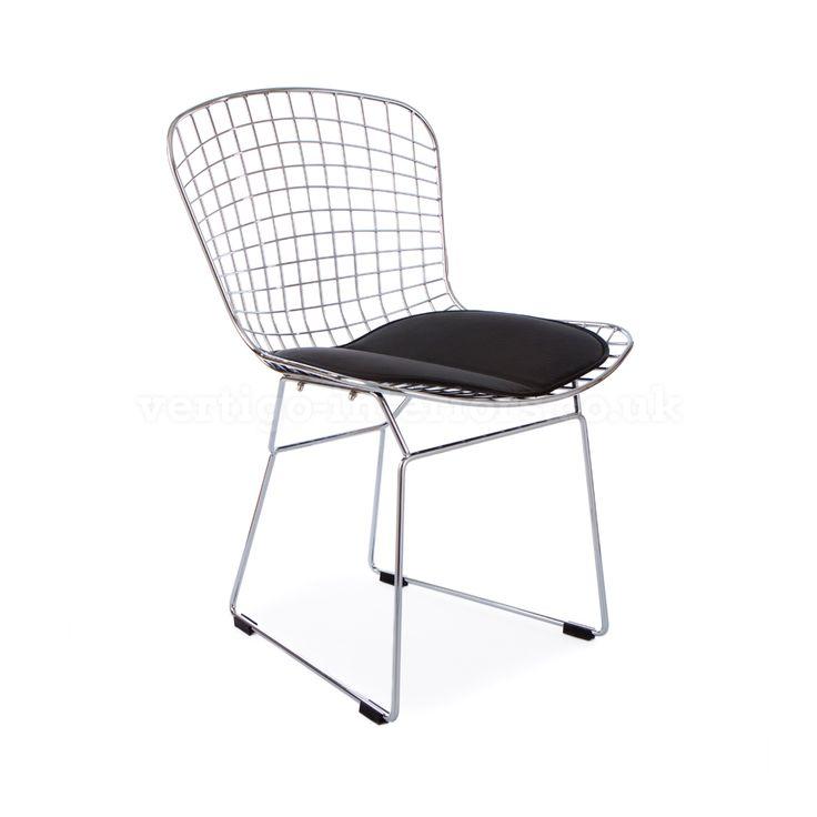 KNOLL Harry Bertoia Side chair 1952